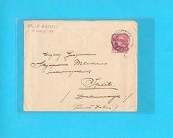 TRIESTE ... Sv. Ivan Pri Trstu ( San Giovanni ) - Vilim Maroli ... Old Letter Travelled 1913. * Italy Italia Slovenia - 7. Trieste