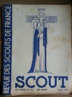 Revue Scout - N°128 - Mai 1939 - Scouting