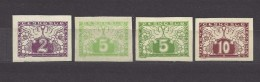 Czechoslovakia  Tschechoslowakei  1919 MNH **Mi 11-12, 195 Sc E1-E3 Express Stamps, Eilmarken. - Tschechoslowakei/CSSR