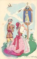 Illustrateur - Boblowska - Stroje Slaskie, Costumes Silesiens (Pologne) - Andere Zeichner