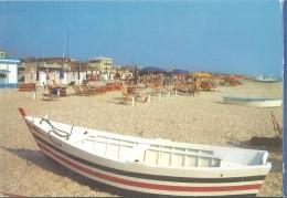 PORTO S. ELPIDIO SPIAGGIA,PANORAMA.VIAGGIATA .1988.FG-D1112.T - Ascoli Piceno