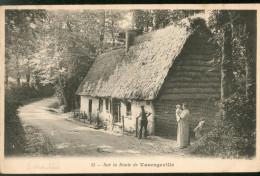 Sur La Route De Varangeville - Varengeville Sur Mer
