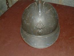 Casque Poilu Infanterie - Helme & Hauben