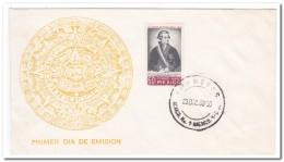 Mexico 1960, Envelope - Mexico