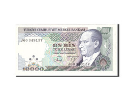 Turquie, 10,000 Lira, 1970, KM:199, Undated, SUP - Türkei