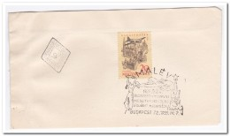 Hongarije 1959 - FDC
