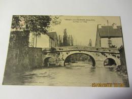 Cpa VERREY SOUS SALMAISE (21) Le Pont Sur L'Oze - Other Municipalities