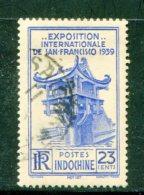 Indochine Y&T N°207 Oblitéré - Indochina (1889-1945)
