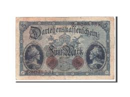 Allemagne, 5 Mark, 1914, KM:47b, 1914-08-05, TB - [ 2] 1871-1918 : Duitse Rijk