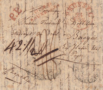 Archive De Dobbeler (8) -  REVOLUTION BELGE De 1830-32 (voir 8 Scans Et Description Détaillée) - 1830-1849 (Onafhankelijk België)