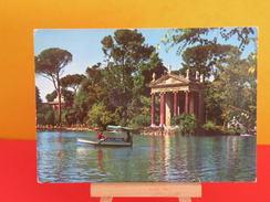 Italie > Lazio > Roma (Rome) > Parcs & Jardins > Le Petit Lac - Non Circulé - Parks & Gardens
