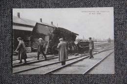 Catastrophe De CONTICH Du 21 Mai 1908 - Kontich