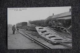Catastrophe De CONTICH, Le 21 Mai 1908 - Kontich
