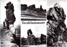 Thale Neinstedt - S/w Teufelsmauer 2 - Thale