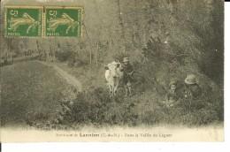 CPA Environ De Lannion, Dans La Vallée Du Léguet  12449 - Non Classificati