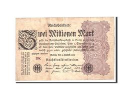 Allemagne, 2 Millionen Mark, 1923, KM:104b, 1923-08-09, TTB - [ 3] 1918-1933 : Repubblica  Di Weimar