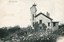 FRANCE - POURVILLE Near Dieppe - France