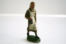 Solido, H=70mm, Nurse, - Vintage Toy Soldier, Lineol, Hauser, Elastolin, Durso - Figurines