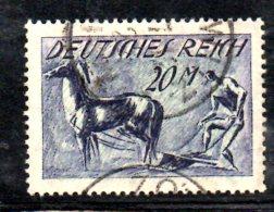 GERMANIA WEIMAR 1921 ,  N. 153   Usato . Fil Losanghe - Germania