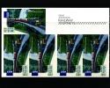 AUSTRALIA - 2010 AUSTRALIAN RAILWAY JOURNEYS SELF-ADHESIVE SHEETLET  MINT NH - Blocchi & Foglietti