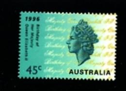AUSTRALIA - 1996  QUEEN'S BIRTHDAY   MINT NH - Nuovi