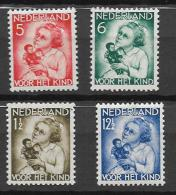 1934 MH Nederland  (plakker) - 1891-1948 (Wilhelmine)
