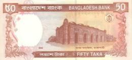 BANGLADESH P. 41a 50 T 2003 UNC - Bangladesh