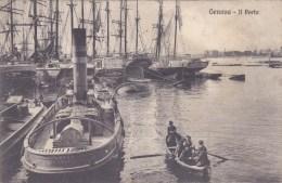 GENOVA IL PORTO GENES ITALIE - Genova (Genoa)