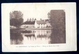 Cpa Du 29 Landivisiau - La Vallée De L' Elorn - L' étang Du Moulin De La Gare    JIP6 - Landivisiau