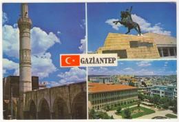 TURQUIE,TURKEI TURKEY GAZIANTEP  MOSQUE POSTCARD - Turchia