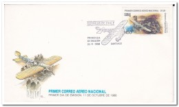 Chili 1988, Airplane - Chili