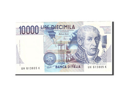 Italie, 10,000 Lire, 1984, KM:112d, 1984-09-03, TTB - 10000 Lire