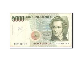 Italie, 5000 Lire, 1985, KM:111b, 1985-01-04, TB+ - [ 2] 1946-… : Repubblica