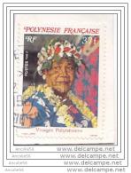 VISAGES POLYNESIENS 1987 - Usados