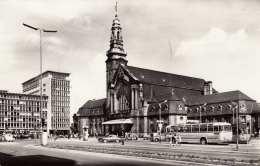 LUXEMBURG - La Gare, Autobus, Fotokarte 196? - Luxemburg - Stadt