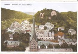 Larochette - Panorama Avec Le Vieux Château - Larochette
