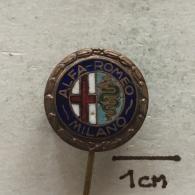 Badge (Pin) ZN002837 - Automobile (Car) Alfa Romeo - Alfa Romeo