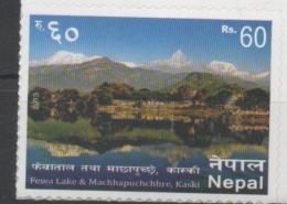 NEPAL, 2016, MNH,FEWA LAKE, MOUNTAINS, LANDSCAPES, 1v - Geography