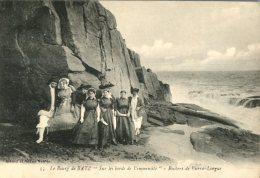 44  BATZ  - Sur Les Bords De L Immensite - Batz-sur-Mer (Bourg De B.)
