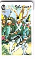 """Carte à Jouer Extraite Du Jeu Mariage """"mots Humoristiques"""" RENDEZ VOUS /A MOI AUVERGNE  CHEVALIER D ASSAS 1760 - Autres"""