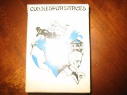 JEU DE CARTES CORRESPONDANCES DU METRO PARIS - Playing Cards (classic)