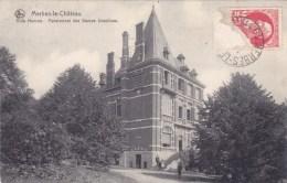 MERBES LE CHATEAU VILLA HENROZ PENSIONNAT DES DAMES URSULINES BELGIQUE - Merbes-le-Château