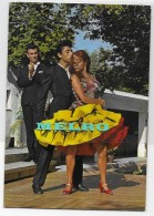 ESPAÑA -TÍPICA - MARINA TORRES. Baile Andaluz. La Caña Ll. - Danze