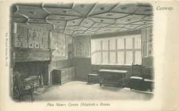 CONWAY - Plas Mawr, Queen Elizabeth S Room - Caernarvonshire