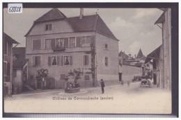 CORMONDRECHE - LE CHATEAU - TB - NE Neuchatel