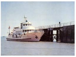 (ORL 369) France - Ile D'Aix Ferry Illienne - Bac Ilienne - Ferries