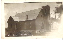 Congregational Church, Waterville, Quebec Photo Veritable - Other