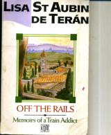 LISA ST SAINT AUBIN OFF THE RAIL 220 PAGES - Culture