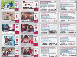LOTTO 10 RICARICHE USATE TIM ULTIME EMISSIONI (4RL - [2] Sim Cards, Prepaid & Refills