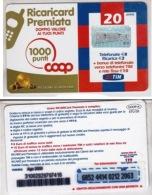 RICARICA USATA TIM COOP-K AGO-08 2063 - [2] Sim Cards, Prepaid & Refills